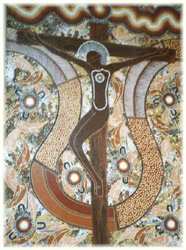 aboriginal stations of the cross